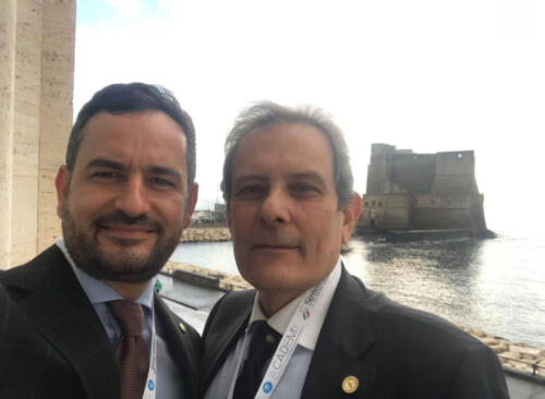 2019 in Naples