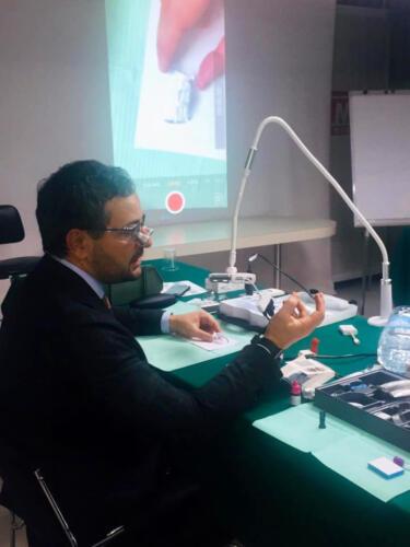 2018, SIMIT  DS Course, Mantova